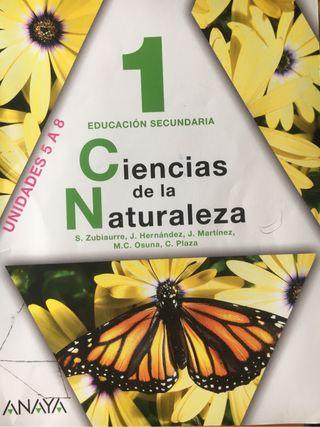 Ciencia de la naturaleza 1 eso