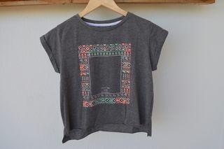 Camiseta étnica Nueva S-M
