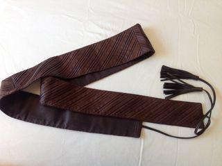 Cinturón tipo fajín TRUCCO