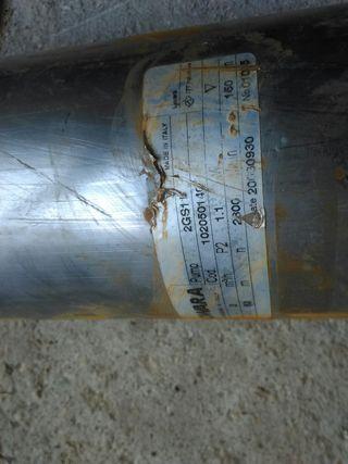 bomba pozo artesiano