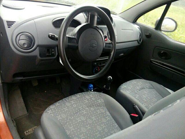 Chevrolet Matiz 2010