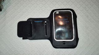 Funda brazalete para móvil