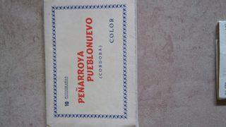 Bloc postales Andalucía