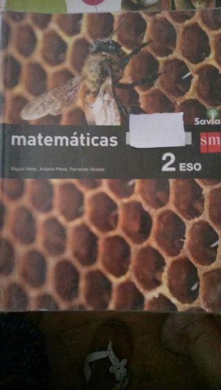 Libro Matematicas 2 ESO SM