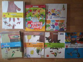 libros 2 primaria SM