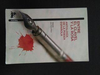 Libro Entre la Rosa y el clavel