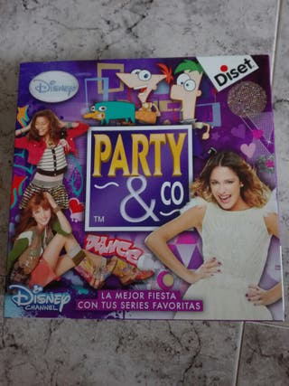 Juego Party & Co Disney