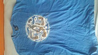 camiseta DC talla M