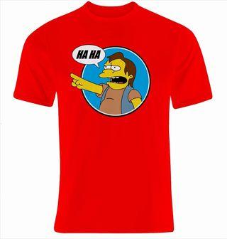 Camiseta A HA nueva