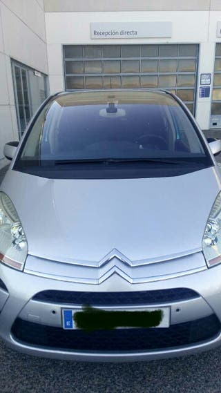 Citroen C4 Picasso 2008 exclusive