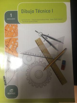 Libro texto dibujo técnico bachillerato