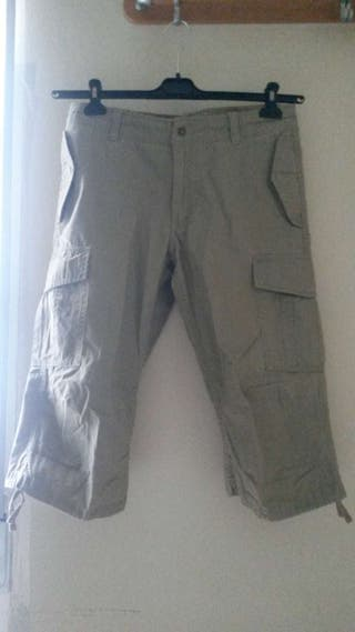 Pantalón chico pirata H&M