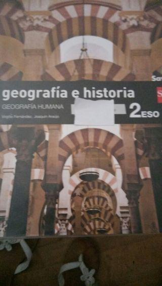 Geografia e Historia 2 ESO