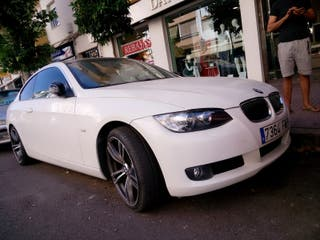 bmw serie 3 coupe D