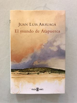 Libro El mundo de Atapuerca