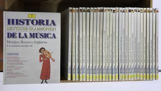 Colección Historia d la Música