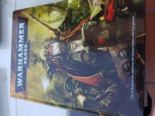 libro warhammer 40k