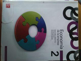 Libro Economia 2° Bach