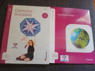 Libro sociales 3 primaria