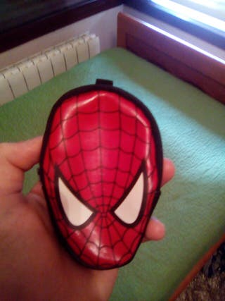 Monedero de spiderman