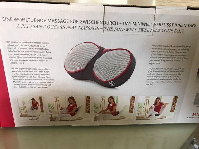 Masajes MiniWell de Casada
