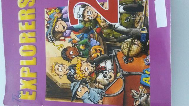 Libro The explorers 2