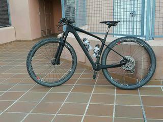 Bicicleta berria bravo 8'2