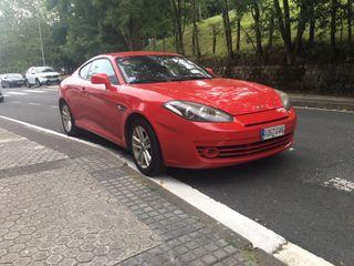 Hyundai Coupe 2010