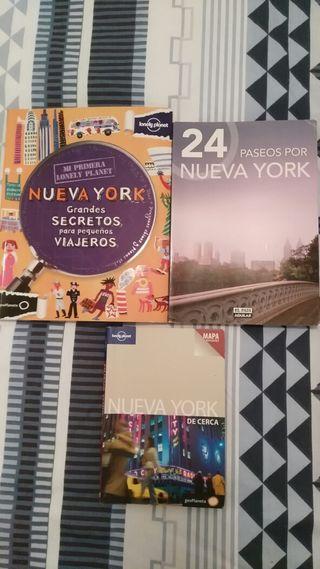 guias de viaje New York