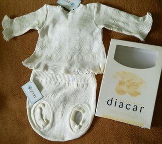Ropa interior bebé SIN ESTRENAR