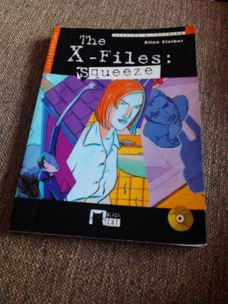 libro en ingles The X Files