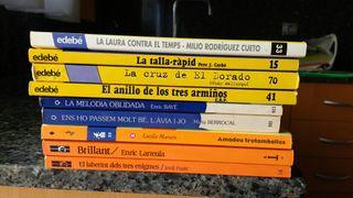 libros, varios, 5€ unidad