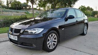 BMW Serie 3 320D 163cv - Tapicería de cuero