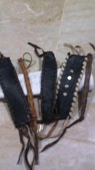 Oferta pulseras artesanales