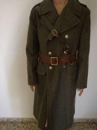 abrigo ruso destacamento fronterizo original