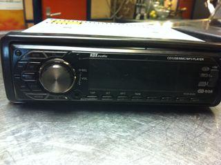 Cd Coche Kdx Audio