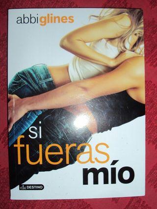 Libro Si fueras mio