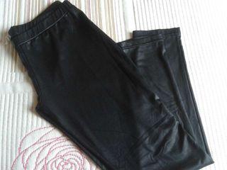 Pantalón STRADIVARIUS símil piel T.M*COMO NUEVO*