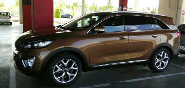 Kia Sorento 2.2 emotion pack luxury 2016
