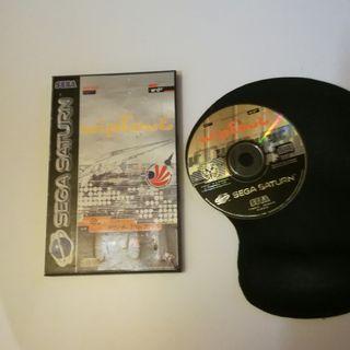 Wipeout Sega Saturn