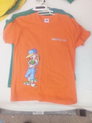 Camiseta niño/a
