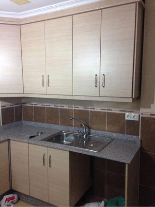 Mueble cocina de segunda mano por 550 en albacete wallapop for Muebles de cocina wallapop