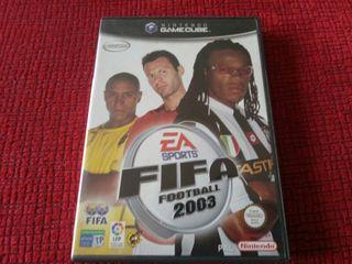 Fifa 2003 gc nintendo game cube
