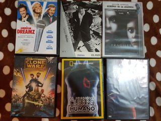 dvds varios titulos