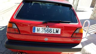 Volkswagen Golf GTI mk2 (112cv)