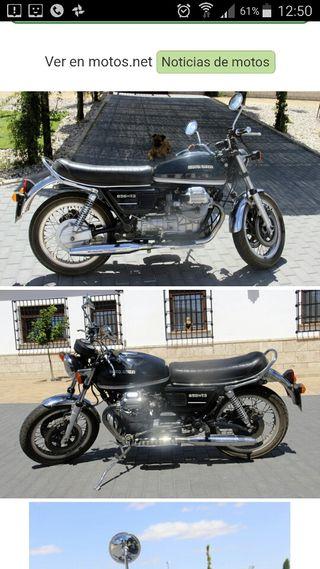 Guzzi 850 T3 Moto clásica