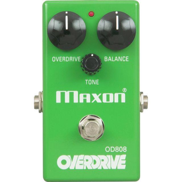 maxon 808 (pedal overdrive)
