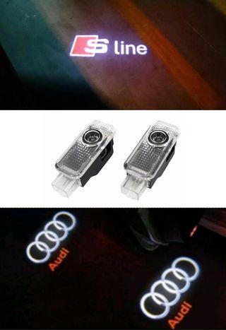 Luces cortesia Audi