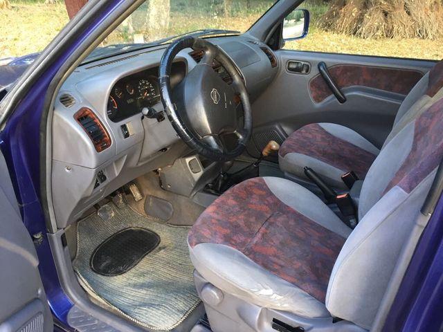 Nissan Terrano II 1998