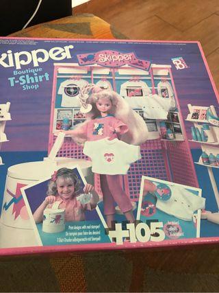 Barbie skipper